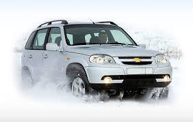 Chevrolet Niva отзывы